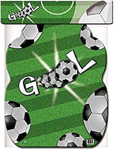 Carpeta-Pinata-Set-Fussball-mit-Pinata-100-teiliges-Sigkeiten-Fllung-No1-Spanische-Zugpinata-fr-bis-zu-7-Kinder-Tolles-Spiel-fr-Kindergeburtstag
