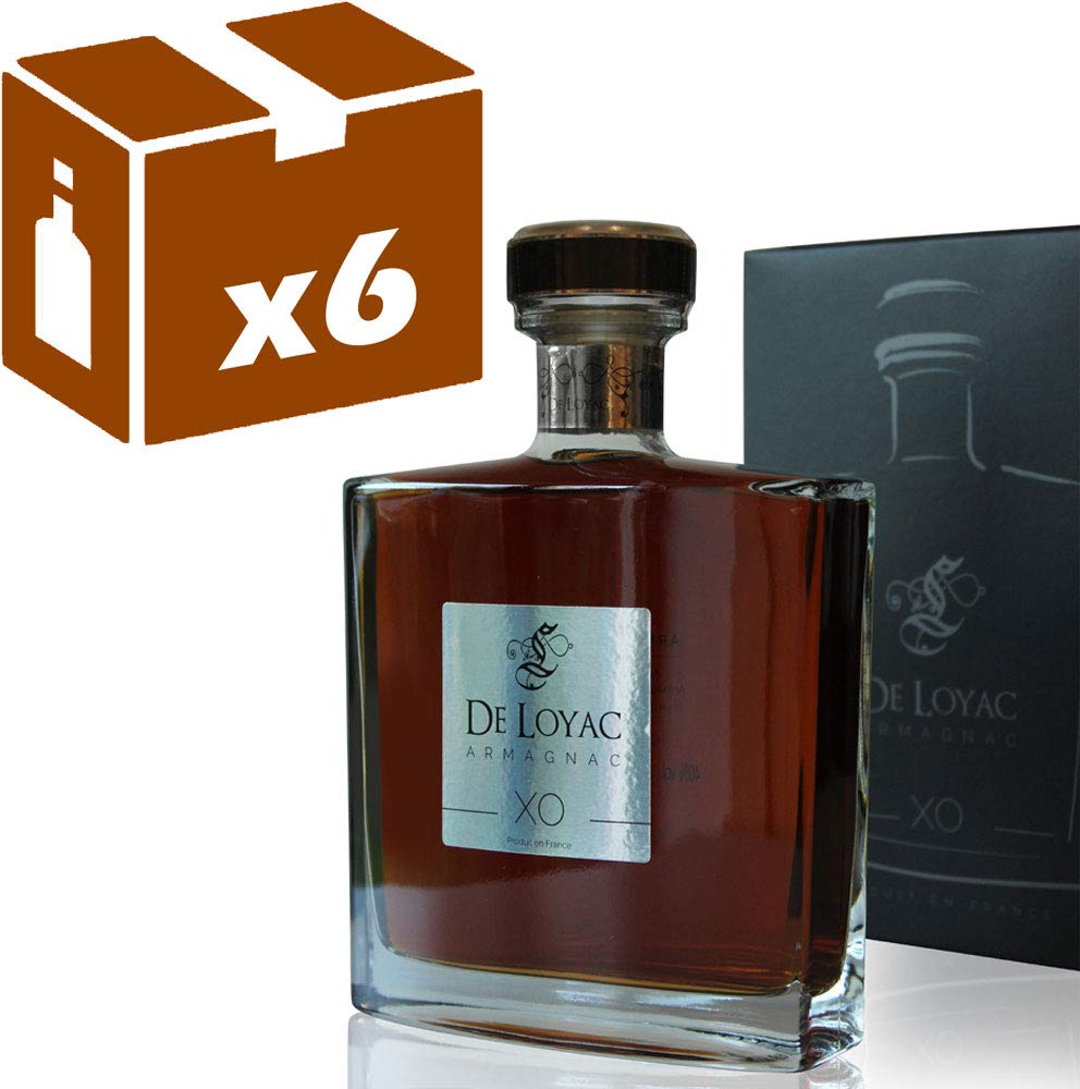 x6-Armagnac-De-Loyac-XO-Carafe-70CL