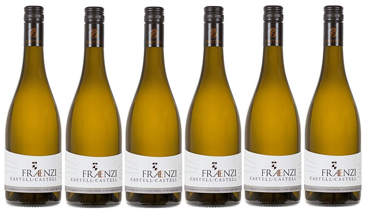Frstlich-Castellsches-Domnenamt-Weisswein-Perlwein-aus-Deutschland-Weinpaket-Fraenzi-6-x-075-Liter