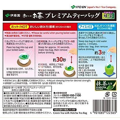 Itoen-Premium-Tee-Bag-Green-Tea-18g-50-peace-Green-Tea-Pack-Type