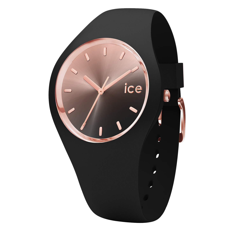 Ice-Watch-Damen-Analog-Quarz-Smart-Watch-Armbanduhr-mit-Silikon-Armband-015748