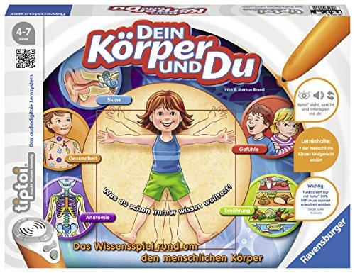 Ravensburger-00560-Tiptoi-Dein-Krper-und-du