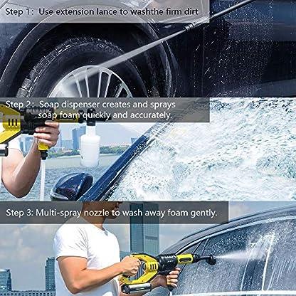 LEXY-JIMMY-JW31-Hochdruckreiniger-Autoreifenreiniger-Drahtlose-Handsplpistolen-Reinigungswerkzeuge-22MPa-Wasserdruck-180L-H-Wasserdurchfluss-Selbstansaugender-Wasserhahn