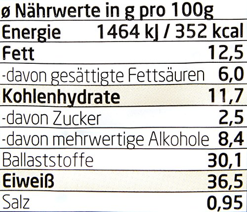 Layenberger LowCarb.one Protein CooKix Vanille-Mandel, 10er Pack (10 x 60 g)