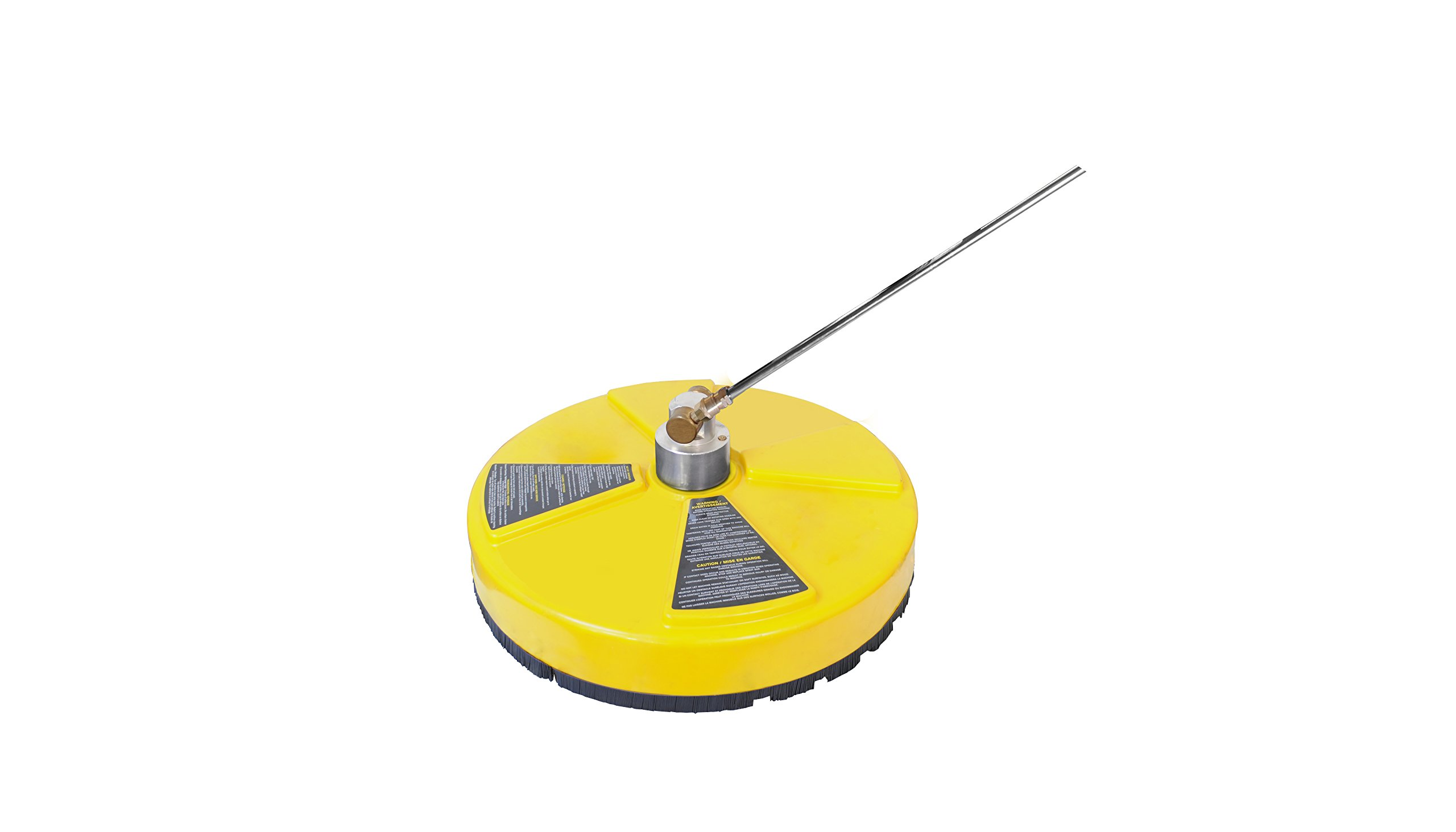 Valley-Industries-PK-1400WAW-Hochdruckreiniger-fr-Flache-Oberflchen-Gelb