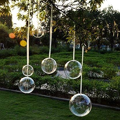 10Stk-Weihnachtskugeln-Transparent-Kunststoff-Christbaumkugel-DIY-Nachfllbare-Acrylkugeln-Weihnachten-durchsichtig-Kunststoffkugel-Weihnachtsbaum-hngender-Kugel-Deko-fr-Hochzeit-Party-Weihnachten