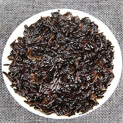 Chinese-Puer-Tee-357g-0787LB-Puer-Tee-Yunnan-Laube-Menghai-Sammlung-gekocht-Teekuchen-Tee-Gesundheits-Puerh-Tee-PU-h-Tee-Schwarzer-Tee-Reife-Puer-Tee-chinesischen-Tee-shu-cha-gesunde-Nahrung-Puerh-Tee