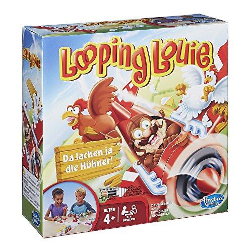 Hasbro-Spiele-15692398-Looping-Louie-Vorschulspiel
