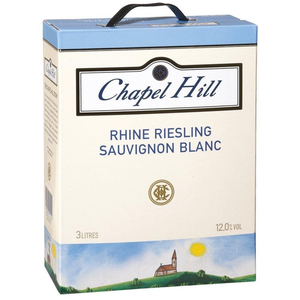 Chapel-Hill-Rhine-Riesling-Sauvignon-Blanc-Weiwein-12-3-l-bag-In-Box