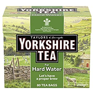 Taylors-of-Harrogate-Yorkshire-Tea-for-Hard-Water-80-Btl-250g-Spezieller-Schwarzer-Tee-fr-hartes-Wasser