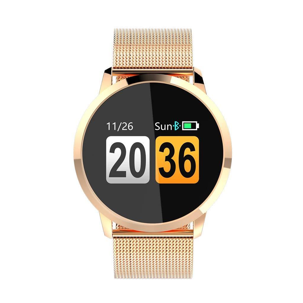 Berrose-Smartwatch-Schlafberwachung-Blutdruckmessung-Blutsauerstoffmessung-Echtzeit-Herzfrequenzmessung-fr-Android-44-und-hher-iOS-80-hher