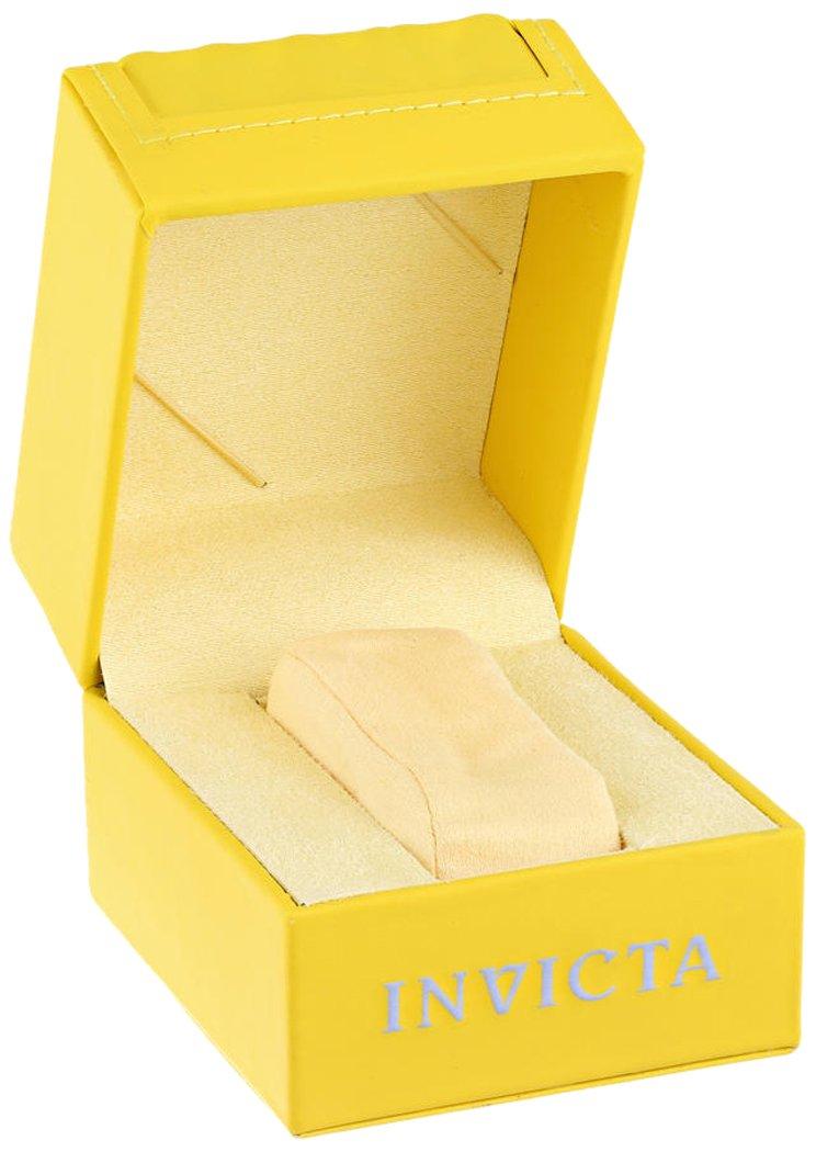 Invicta-22630-Objet-D-Art-Herren-Uhr-Edelstahl-Automatik-schwarzen-Zifferblat
