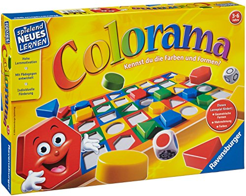 Ravensburger-25066-Colorama