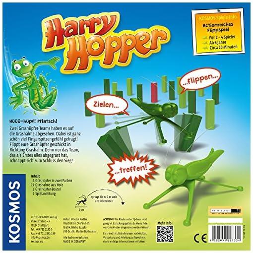 Kosmos-697334-Harry-Hopper-Flipp-Flipp-Hurra-Geschicklichkeitsspiel
