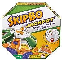 Mattel-BFX61-Skip-Bo-Jackpot-Strategiespiel