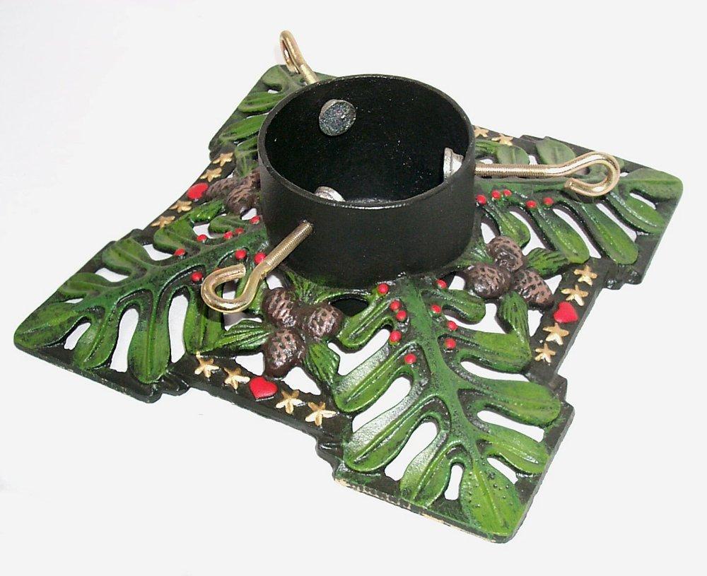 linoows-Weihnachtsbaumstnder-Christbaumstnder-Baumstnder-aus-Gusseisen