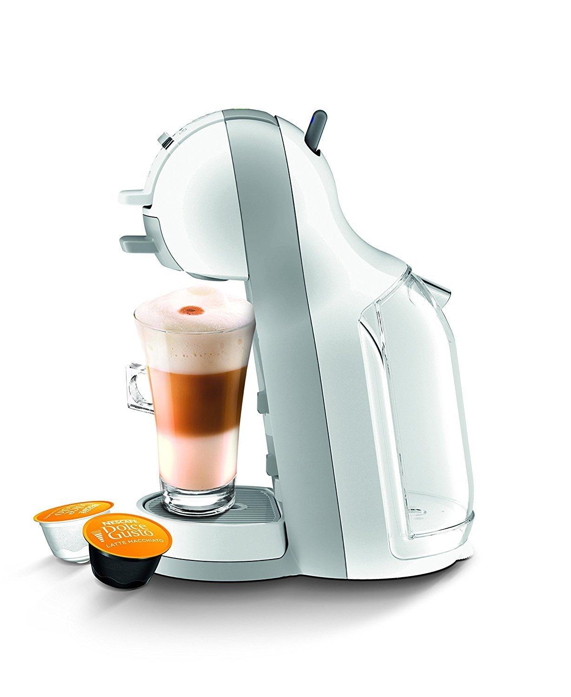 Krups-KP-1201-Nescaf-Dolce-Gusto-Mini-Me-Kaffeekapselmaschine-1500-Watt-automatisch-weigrau-Zertifiziert-und-Generalberholt