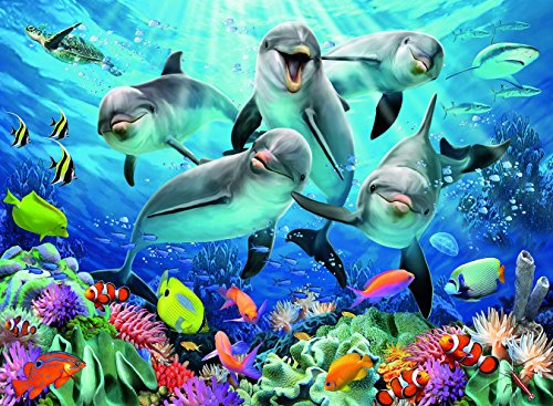 Ravensburger-14710-Delfine-im-Korallenriff