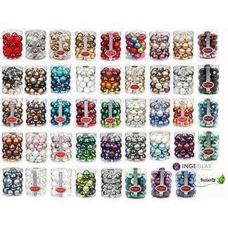 28-Christbaumkugeln-Glas-3cmWeihnachtskugeln-Baumkugeln-Baumschmuck-Christbaumschmuck-Weihnachtsdeko-Kugeln-Glaskugeln-Spiegelbeeren-Dose