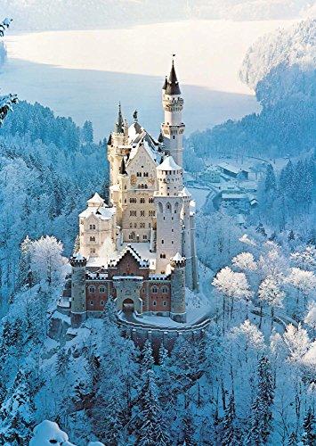 Ravensburger-Neuschwanstein-Schloss-1500-Teile-Puzzle