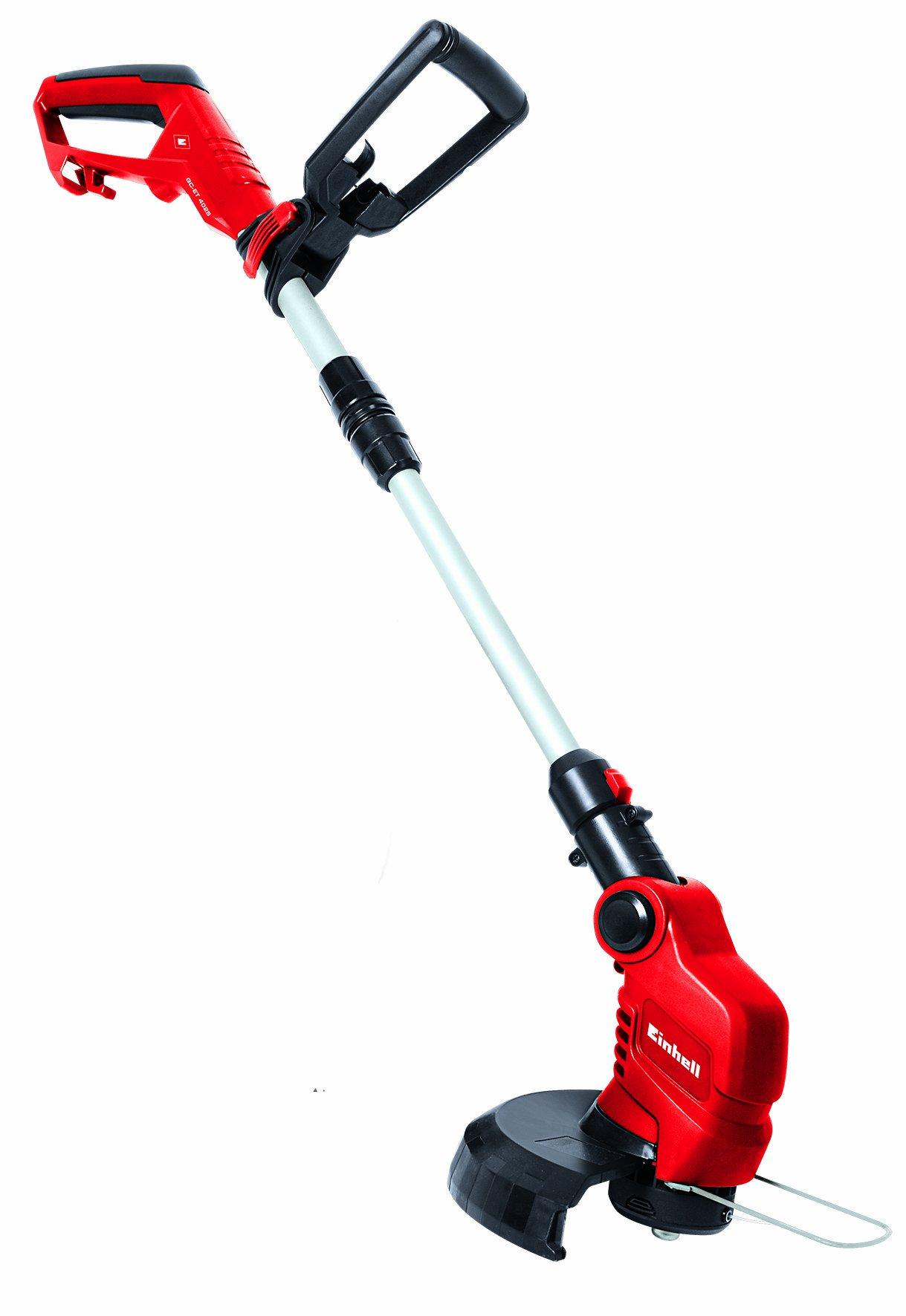 Einhell-Elektro-Rasentrimmer-GC-ET-4025-400-W-25-cm-Schnittkreis-16-mm-Nylonfaden-Tipp-Automatik