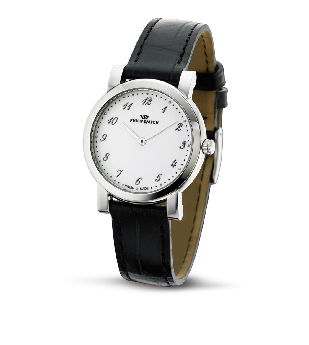 Philip-Watch-Damen-Armbanduhr-Heritage-Slim-R8251193545