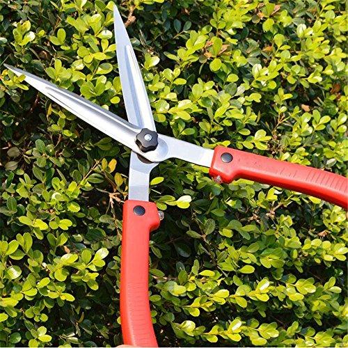YuFLangel-Zaunscheren-Gartenarbeit-Gartenscheren-Branchen-Grasscheren