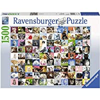 Ravensburger-16235-1500-Teile-99-Katzen