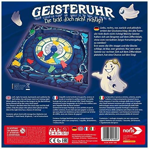 Noris-Spiele-606011600-Geisteruhr-Kinderspiel