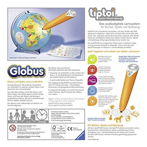 Ravensburger-00787-Tiptoi-Interaktiver-Globus-17-Spiel