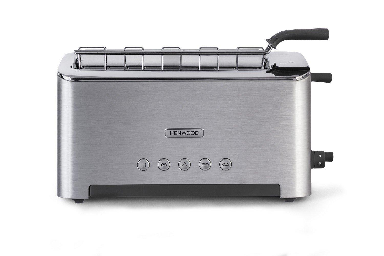 Kenwood-TTM-610-Multi-Funktions-Toaster-1080-W-silber