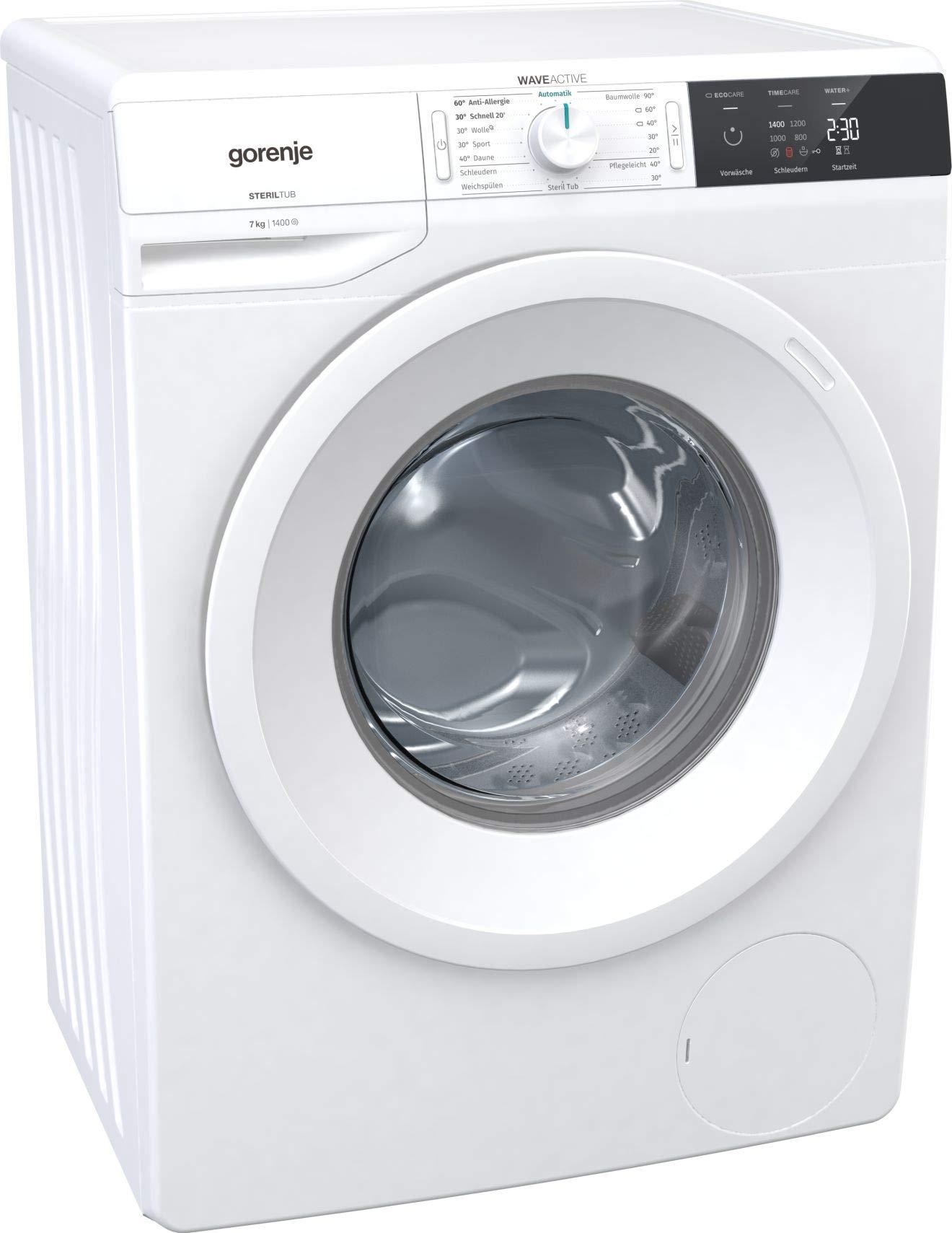 gorenje-WE74S3P-Waschmaschine-wei