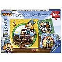 Ravensburger-09409-Wickie-der-kleine-Wikinger