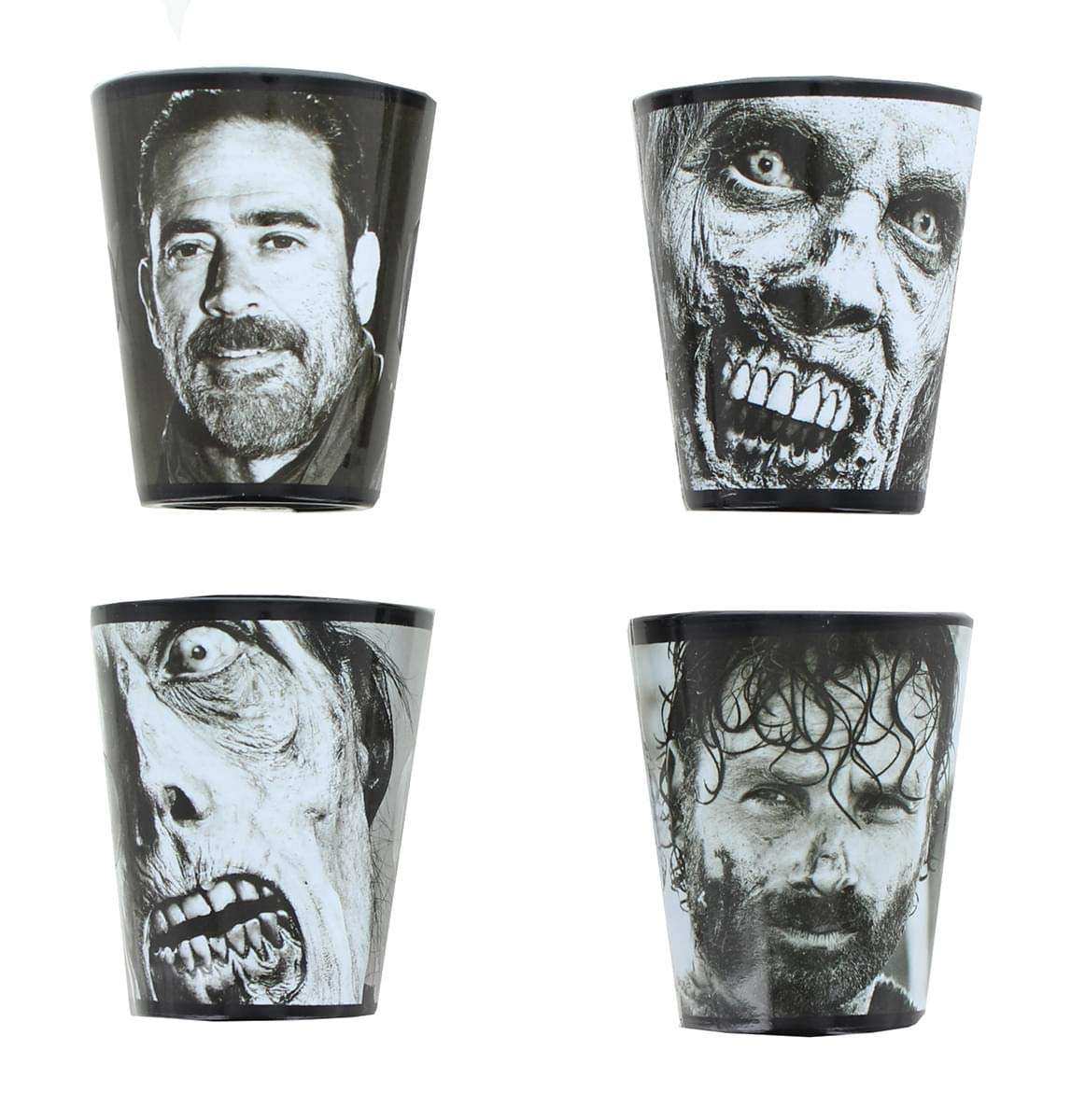 The-Walking-Dead-4-Piece-Shot-Glas-Set