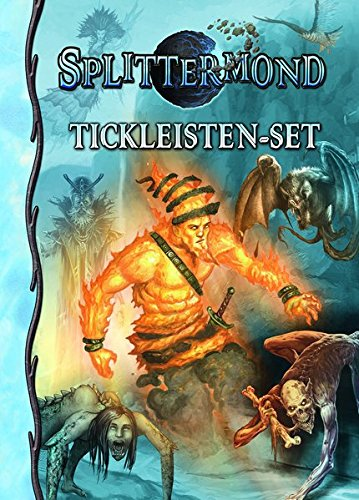 Splittermond-Deluxe-Tickleistenset