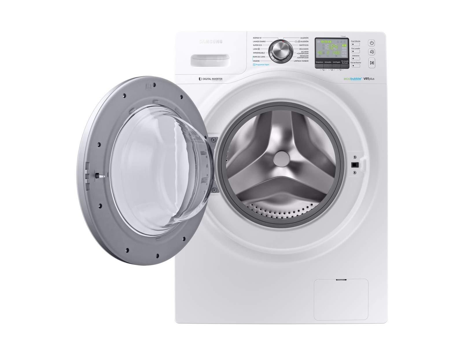 Waschmaschine-Samsung-Ecobubble-12-kg-WW12R641U0MEC-Inverter