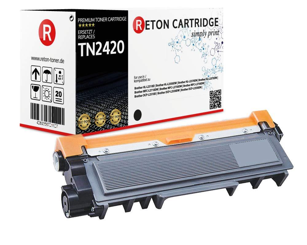 Original-Reton-Toner-50-hhere-Reichweite-kompatibel-zu-Brother-TN-2420-fr-Brother-DCP-L2510D-DCPL-2530DW-DCP-L2550DN-HL-L2310D-L2350DW-L2370DN-L2375DW-MFC-L2710DW-L2730DW-L2750DW