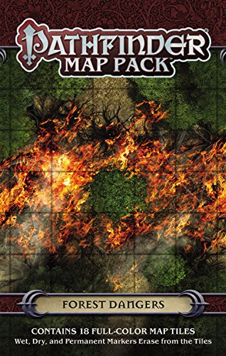 Pathfinder-GM-Map-Pack-Forest-Dangers