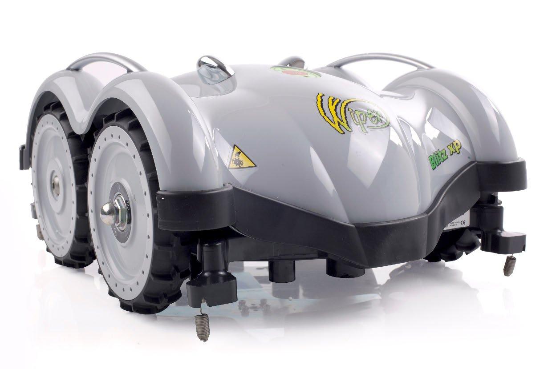 Zucchetti-Blitz-Wiper-XK-Roboter-Rasenmher-mit-Ladestation-inklusiv-Abdeckhaube-fr-Ladestation