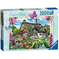 Ravensburger-Country-Cottage-Collection-Foxglove-Cottage-Puzzle-1000-Pieces