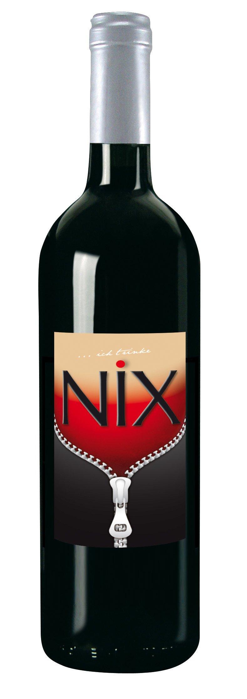 Rotwein-NiX