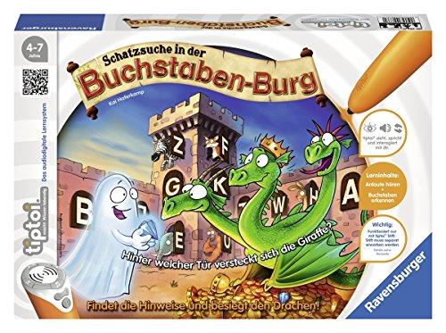 Ravensburger-00737-Tiptoi-Spiel-Schatzsuche-in-der-Buchstabenburg