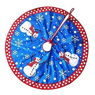 LAEMILIA-Weihnachten-Weihnachtsdecke-Weihnachtsbaumdecke-Unterlage-Christbaumdecke-Weihnachtsbaum-Decke