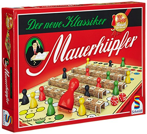 Schmidt-Spiele-49276-Mensch-rgere-Dich-nicht-Mauerhpfer