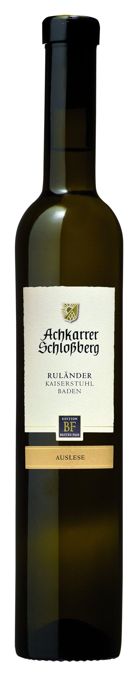 Achkarrer-Schlossberg-Rulnder-Auslese-EditionBestes-Fass-SweinDessertwein-3-x-05-l