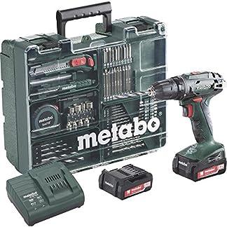 Metabo-602206880-Akku-Bohrschrauber-BS-144-Li-Set-Mobile-Werkstatt-144-V