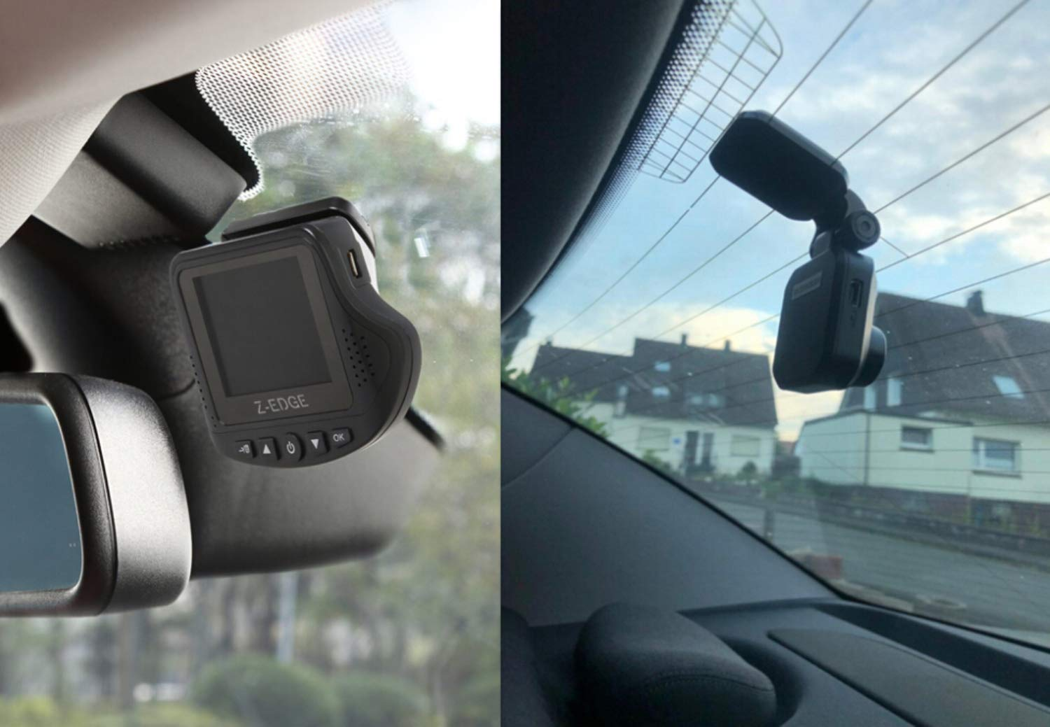 Z-Edge-Dual-Dashcam-Autokamera