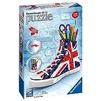 Ravensburger-Puzzle-11222-11222-Sneaker-Union-Jack-3D-Puzzle