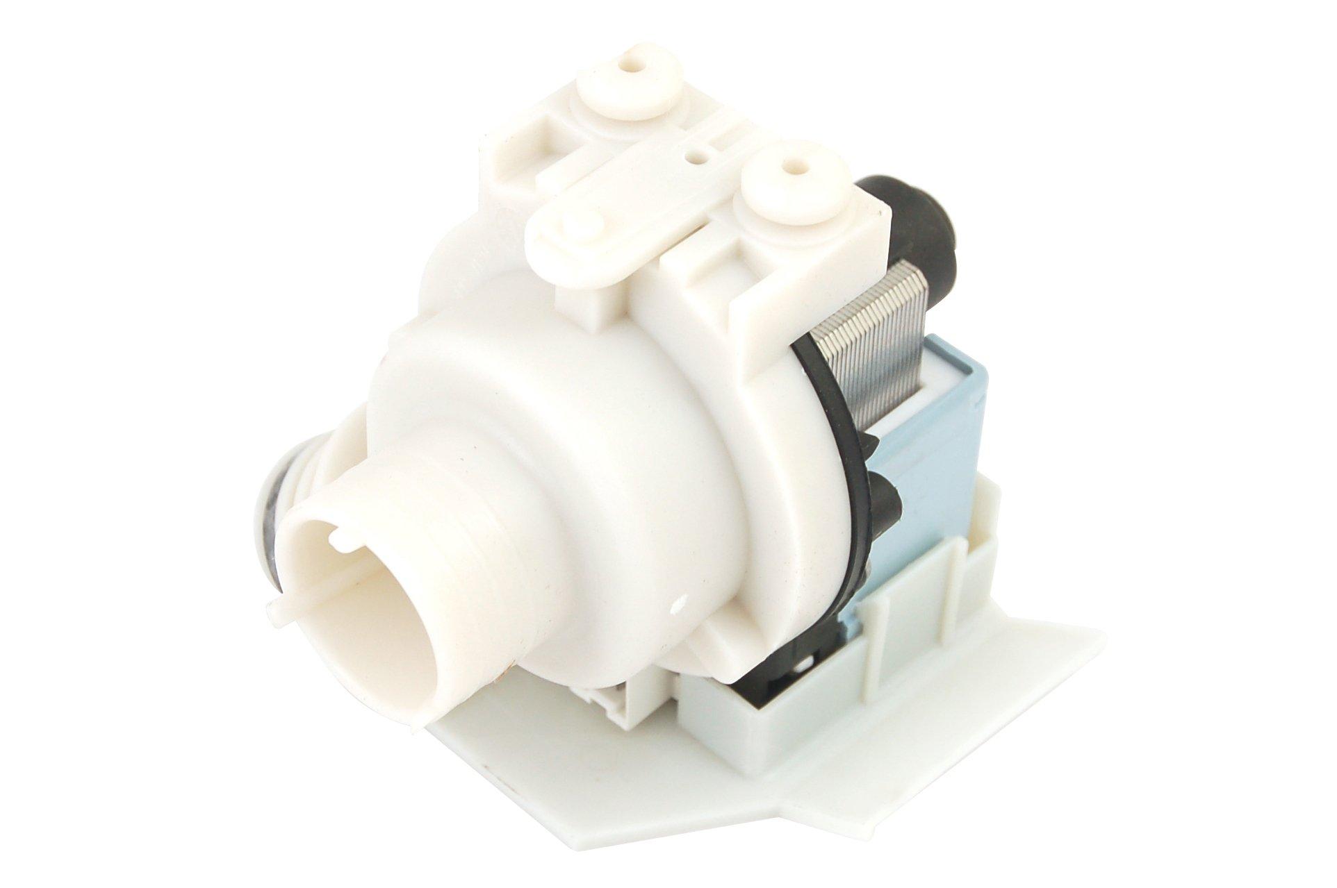 Genuine-HOTPOINT-Waschmaschine-Ablaufpumpe-Pumpe-Montage