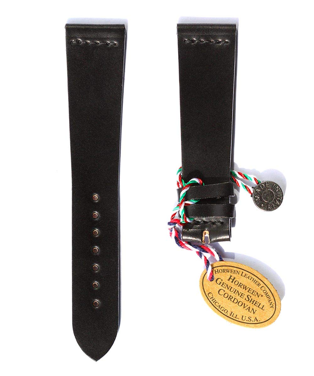 Ultra-Slim-Gurt-20-mm-Cordovan-Leder-Schwarz